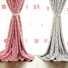 Polka Dot Curtains Pink Polka Dot Curtains Of Polyester For Room Darkening