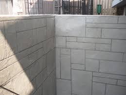 Parge Basement Walls by Parging Wall Coatings U0026 Foundation Repair Tybo Concrete Coatings