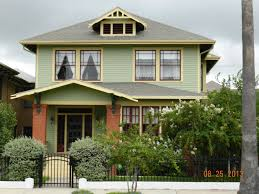 bowers foursqure galveston texas historic house colors