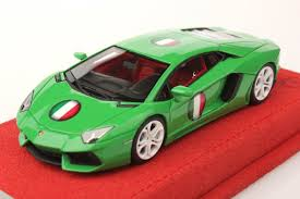 Lamborghini Aventador Lp700 4 - lamborghini aventador lp700 4 italy flag 1 43 mr collection models