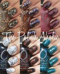 the polishaholic orly flash glam fx collection swatches
