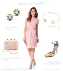 dress for the wedding cocktail dress for a june wedding pink dresses weddings and