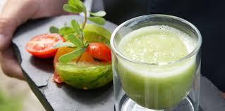 comment cuisiner les tomates vertes gaspacho de tomate verte facile et pas cher recette sur cuisine