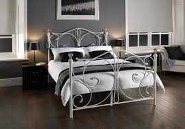 Four Poster Bed Frame Queen by Bed Frames Metal Bed Frames On Clearance Metal Bed Queen Size