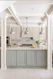 Blue Cabinets Kitchen by Best 25 Two Tone Kitchen Cabinets Ideas On Pinterest Two Tone