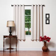 how to hang curtains make any window look bigger great tips in