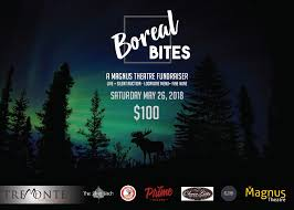 boreal cuisine boreal bites dinner auction magnus theatre
