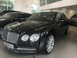 bentley continental flying spur 2015 bentley flying spur 6 0 w12 2015 onyx black weststar motors