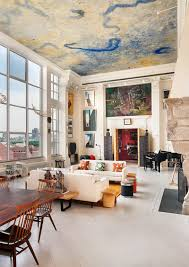 7 Inspirational Loft Interiors Daily Dream Home Stunning New York City Loft For Sale Pursuitist