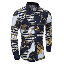 chemise homme picture more detailed picture about men flower