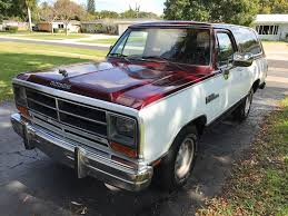 Dodge Ram 89 - 1989 dodge ramcharger overview cargurus