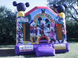 fun on the run party rentals u0026 inflatables peoria il