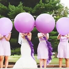 aliexpress com buy 36inch balloon tassel garland wedding