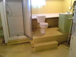 basement bathroom designs bathroom installing a basement bathroom design plus