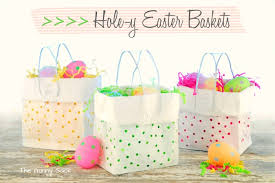 easter bags easter basket idea for kids y gift bags the gunny sack