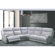 canape d angle relax electrique canapé d angle relax tissu gris moulin des affaires