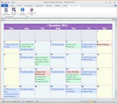 6 calendar template microsoft word outline templates saneme