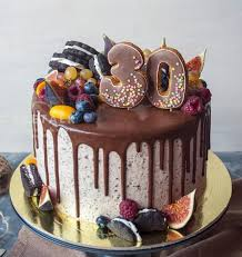 cake for birthday fruity oreo delight cake cake talk dubai cake shop