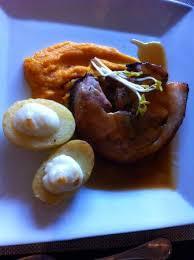 au f駑inin cuisine cochon de lait picture of au fin gourmet pau tripadvisor