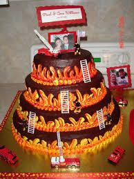 firefighter wedding cake fireman grooms cake cakecentral
