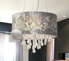 Faux Crystal Chandeliers Crystal Chandelier Shade Foter