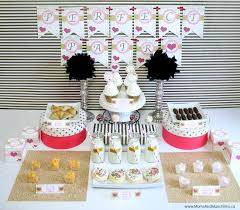 ideas for bridal shower pair bridal shower munchkins