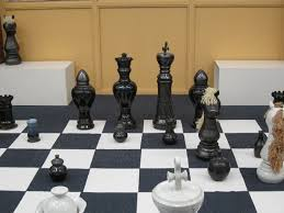 Ceramic Chess Set Woods Cross Students Create Giant Ceramic Chess Set Ksl Com