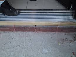 insulating door threshold u0026 knee wall insulation r value