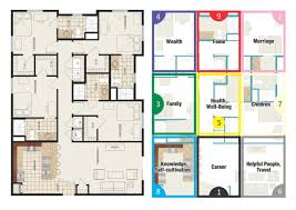 feng shui for home feng shui floor plans how missing areas in your floor plan could