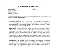 photography contract templates discover what you should include