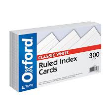 index cards shop amazon com