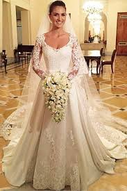 wedding dresses with sleeves uk cheap western sleeve wedding dresses india 2018 online sale