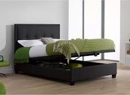 Tempur Ottoman Beds by Evert Oatmeal Fabric Upholstered Ottoman Bed Frame Ottoman Bed