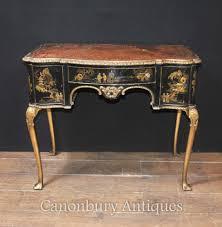 Chinoiserie Secretary Desk by Antique English Desk Antique Furniture