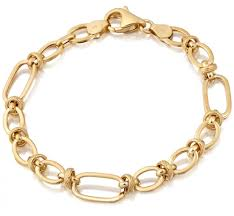gold bracelet chain styles images Bracelets jewellers northern ireland d k the jewellers jpg