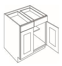 white kitchen base cabinets b39 2 drawer 2 door base cabinet luxor white kitchen cabinets