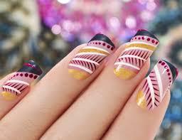 thanksgiving fingernails creative thanksgiving nail design ideas