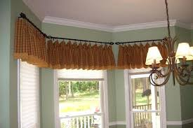 Rods For Bay Windows Ideas Bay Window Rods Curtains For Bow Windows The Best Window Ideas On