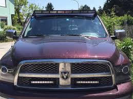 Led Light Bar Mounts Dodge Ram Slt Led Light Bars Page 2 Dodge Ram Forum Dodge Truck Forums