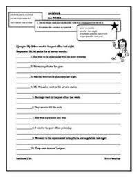 Preterite Worksheet Ir Ser Preterite Worksheet Worksheets And Unit Studies