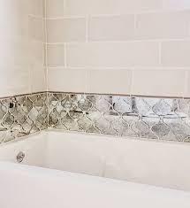 Mirrored Wall Tiles Best 20 Mirror Backsplash Ideas On Pinterest Mirror Splashback