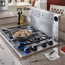 Design Ideas For Gas Cooktop With Downdraft Kitchen Design Modern Gas Range With Downdraft Vent And Gas