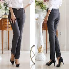 womens office pants pi pants