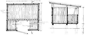 farm structures ch10 animal housing sheep and goat housing