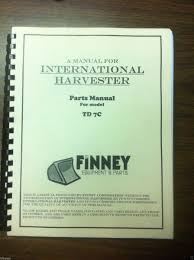 100 international harvester service manual s line book