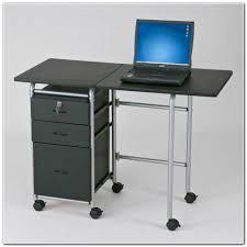 Modern Black Computer Desk Modern Glass Desk Office Home Design
