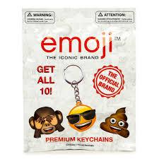 gardening emoji emoji keychains blind bag hollar so much good stuff