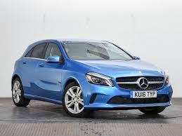 used mercedes benz a class cars for sale motors co uk