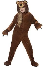 Davy Jones Halloween Costume Brown Bear Child Costume Purecostumes