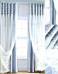 Jcpenney Lace Curtains Navy Blue Lace Curtains Blue Lace Curtains Blue Blackout